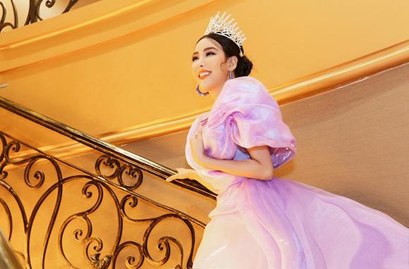 Hoa hậu Băng Khuê hứa hẹn bùng nổ tại cuộc thi Hoa hậu tại Hàn Quốc