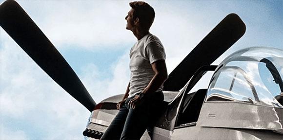 """Ở độ tuổi 60, Tom Cruise vẫn trổ tài nhào lộn trên không trong bom tấn """"Top Gun: Maverick"""""""