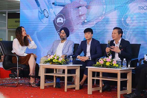 Bệnh viện đa khoa Nam Sài Gòn và VPBank ký kết hợp tác chiến lược