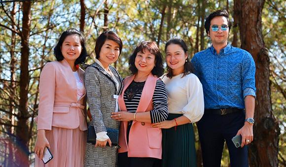 Dân tộc Bana tỉnh Gia Lai nô nức đón chào quỹ Trái tim nhân ái