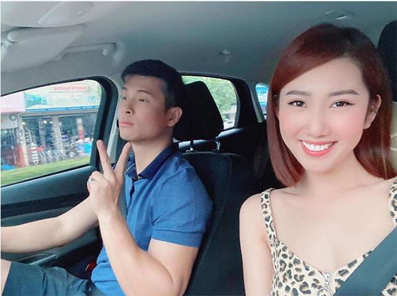 Thúy Ngân và Trương Thế Vinh bí mật hẹn hò?