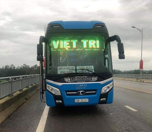 Kết quả xét nghiệm lái, phụ xe chở khách nghi nhiễm Covid-19 từ Vĩnh Phúc về Nghệ An