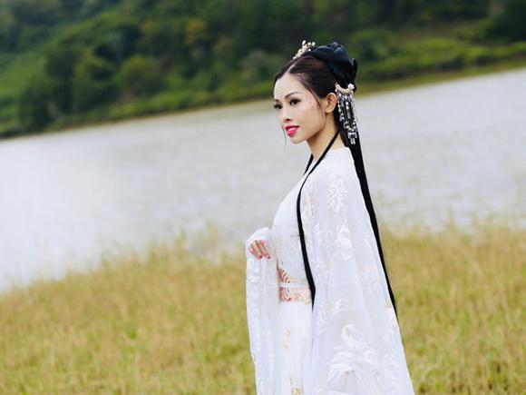 MV mang đậm chất ngôn tình của ca sĩ, Á hậu Huyền Trang