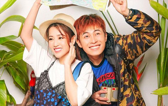 """Sau tin đồn hẹn hò PuKa, Gin Tuấn Kiệt gây sốt với """"C-POP 90210"""""""