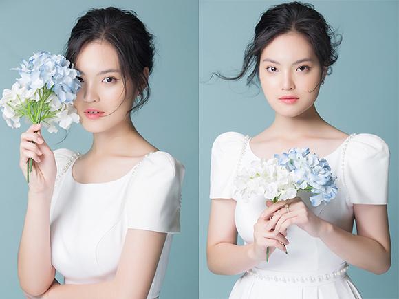Sunny Đan Ngọc bất ngờ khỏe vẻ đẹp ngọt ngào trong bộ trang phục giả veston