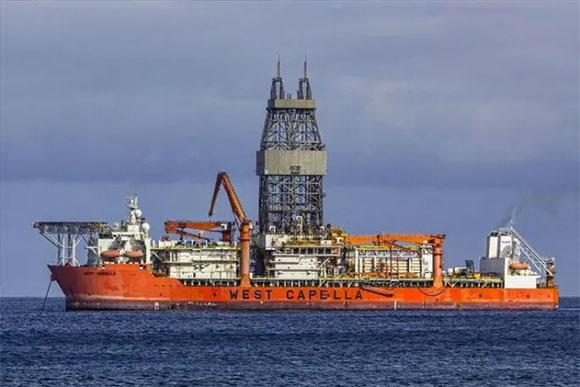 """Tàu Hải Dương 8 của Trung Quốc """"theo đuôi tàu thăm dò Malaysia"""""""