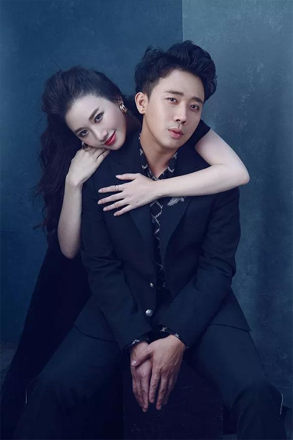 Hari Won bị chỉ trích là dựa dẫm chồng, Trấn Thành nổi đóa