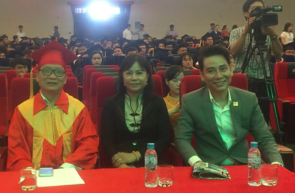 Công bố Đại sứ điện ảnh Lâm Trí Tú là Thành phần Giám khảo Cuộc thi Gương mặt sân khấu điện ảnh 2020