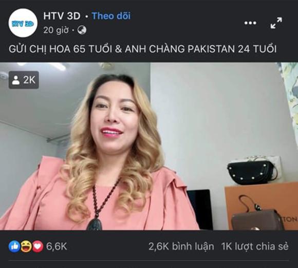 Hoa hậu Thanh Thúy nói gì về hiện tượng cụ bà 65 tuổi lấy chồng trẻ 24 tuổi người Pakistan