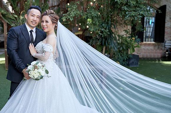 CEO Kristine Thảo Lâm sắp lên xe hoa cùng ca, nhạc sĩ Huỳnh Nhật Đông?