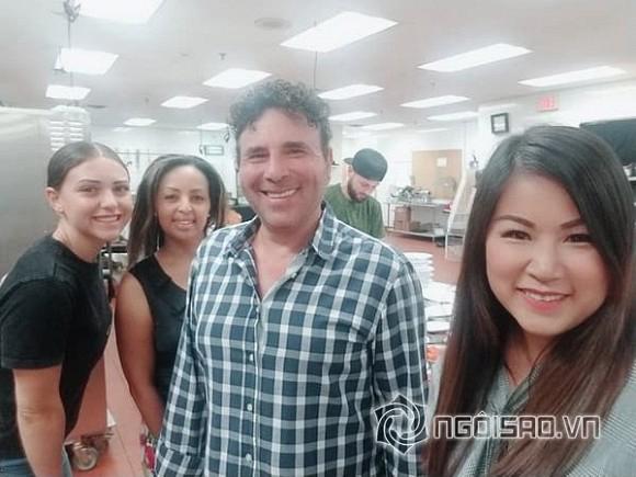 Doanh nhân Cindy Trần Mai Anh cùng nhóm bạn thực hiện thiện nguyện trong mùa dịch tại Canada