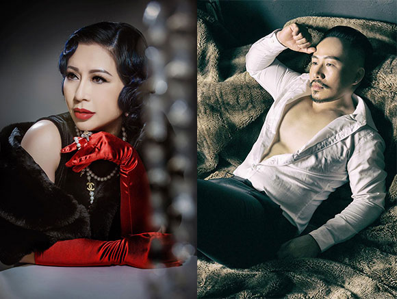Ca sĩ Huỳnh Nhật Đông ấm áp với tình cảm của người yêu hoa hậu Kristine Thảo Lâm trong ngày sinh nhật