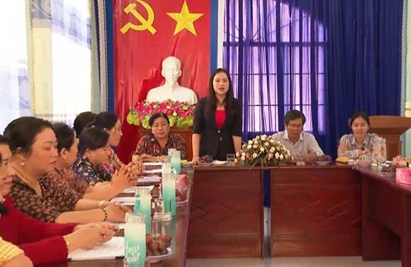 Chủ tịch Hội Liên hiệp Phụ nữ tỉnh thế hệ 7x