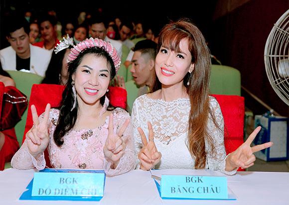 Mùa thứ 3 liên tiếp, người đẹp  Đỗ Diễm Chi tiếp tục đi tìm diễn viên sân khấu, điện ảnh tại TP. Hồ Chí Minh