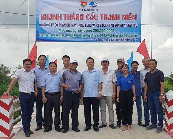 Thị xã Gò Công, Tiền Giang: Ngày chủ nhật nhiều ý nghĩa