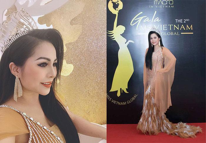 Hoa hậu phu nhân Việt Nam toàn cầu 2019 làm gì sau một năm trên cương vị Hoa hậu?