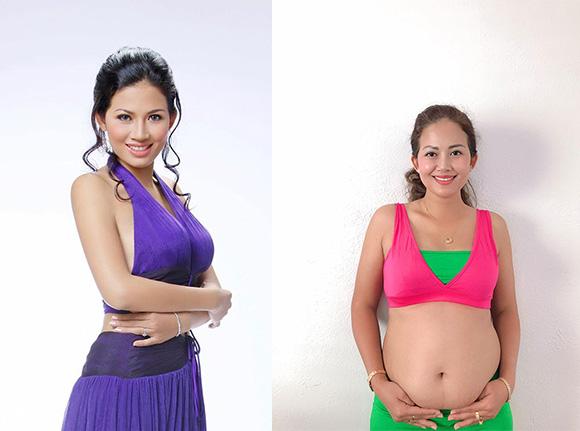 Hoa hậu Hồng Thy chia sẻ bí quyết giảm cân thần tốc