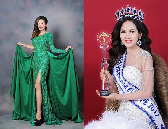 Cùng hoa hậu 4.0 Cindy Hồng Thy thực hiện sứ mệnh công dân toàn cầu