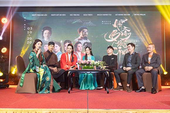 NSƯT Thành Lộc, NSƯT Mỹ Duyên, Đoàn Minh Tài, Siêu mẫu Bảo Trúc góp mặt trong MV cổ trang Nỗi Buồn Đáy Tim