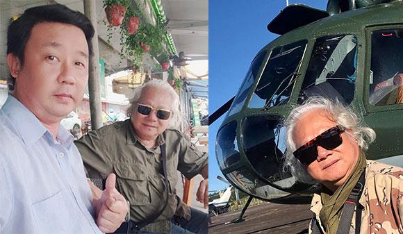 """Gặp gỡ nhà báo, nhiếp ảnh gia trên không ở """"Điểm hẹn"""""""