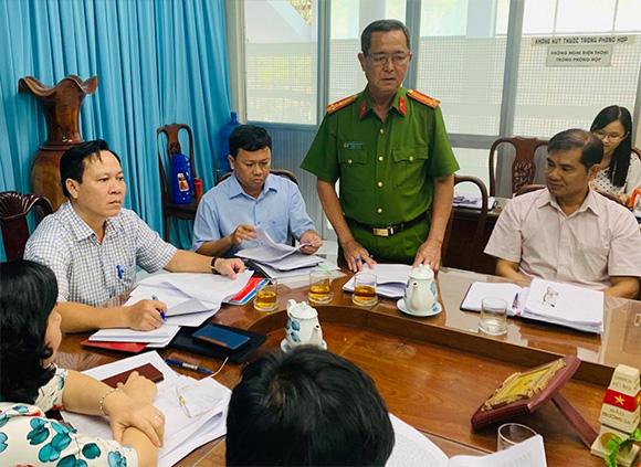 Tiền Giang: Ban ngành thị xã Gò Công nghiêm túc thực hiện chỉ đạo của Chủ tịch Ủy ban nhân dân thị xã