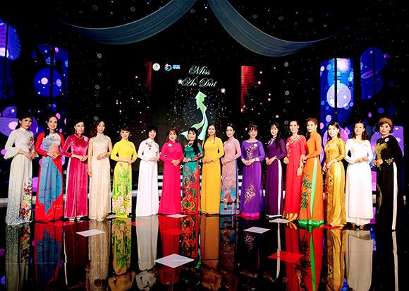 Vươn miệng Hoa khôi Miss Áo dài 2020 đã có chủ nhân