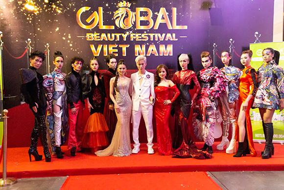 """Miss Lụa """"Ngồi giám khảo tại Global Beauty Fastival Vietnam 2020, là trãi nghiệm đáng tự hào."""