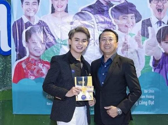 """MC Bá Tăng Minh Hiết bất ngờ xuất hiện trong phim """"Luật sư Kiến Vàng"""" gửi thông điệp """"Giúp con trẻ vào tương lai"""""""