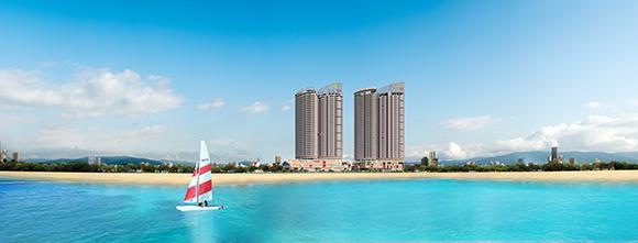 I Tower Quy Nhơn biểu tượng phồn hoa của Tp Quy Nhơn chính thức được cấp phép xây dựng