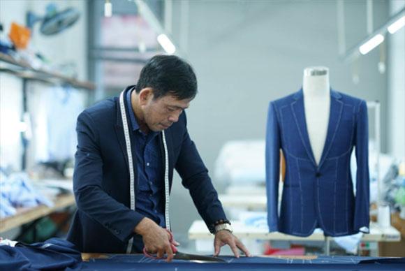 Bộ sưu tập Veston Mon Amie cho doanh nhân Việt