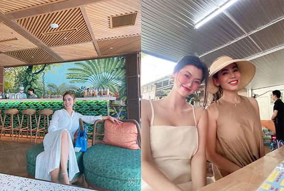 Người đẹp thân thiện Thạch Kim Thanh, mang vẻ đẹp thanh lịch cho bạn gái yêu thời trang tại Sài Gòn