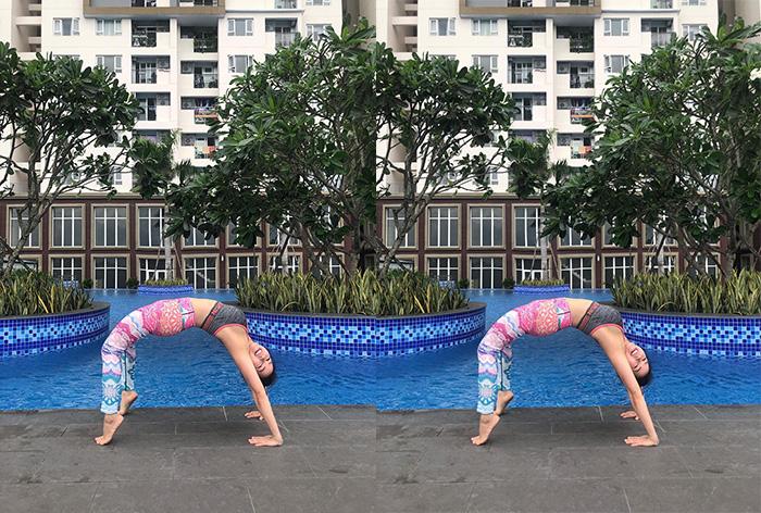 Giá trị nền tảng từ chia sẻ kiến thức và hướng dẫn tập luyện của cô giáo HLV Yoga Pilates Đỗ Diễm Chi cho độc giả trong mùa dịch Covid 19