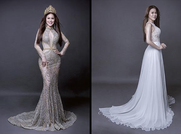 Hoa hậu Lê Hương được mời vai nữ chính trong dự án phim của đạo diễn Châu Thổ
