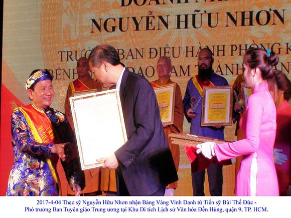 7 quan điểm của thạc sĩ Nguyễn Hữu Nhơn hết sức có ý nghĩa gửi đến lãnh đạo TP. Hồ Chí Minh