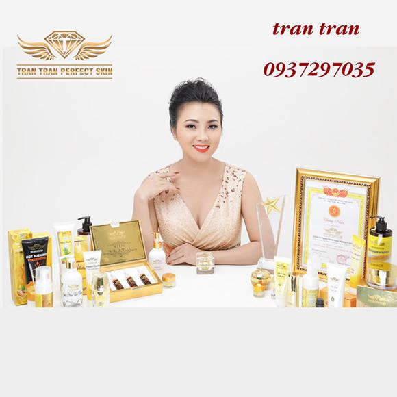 Trân Trân Perfect Skin - Sự bứt phá cho mỹ phẩm thương hiệu Việt