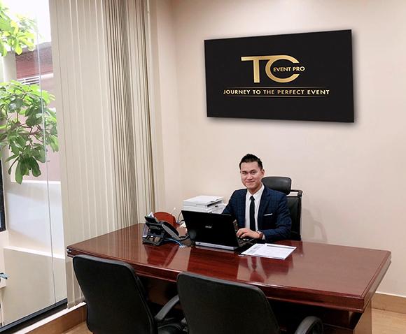 MC Chí Cường- Thành công cùng lúc 3 trong 1 với vai trò Speaker Trainer- MC và CEO
